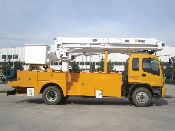 20米带电作业车