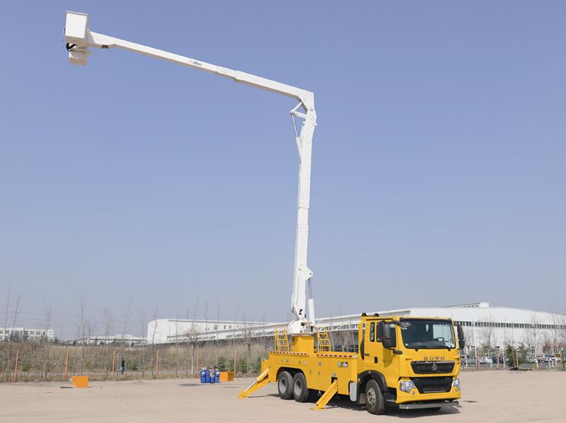 25米带电作业车