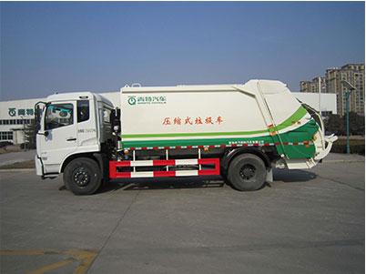 QDT5160ZYSE5压缩式垃圾车