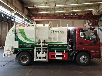 QDT5080TCAA5餐厨垃圾车