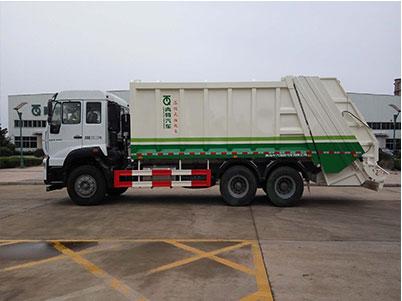 QDT5250ZYSS5压缩式垃圾车